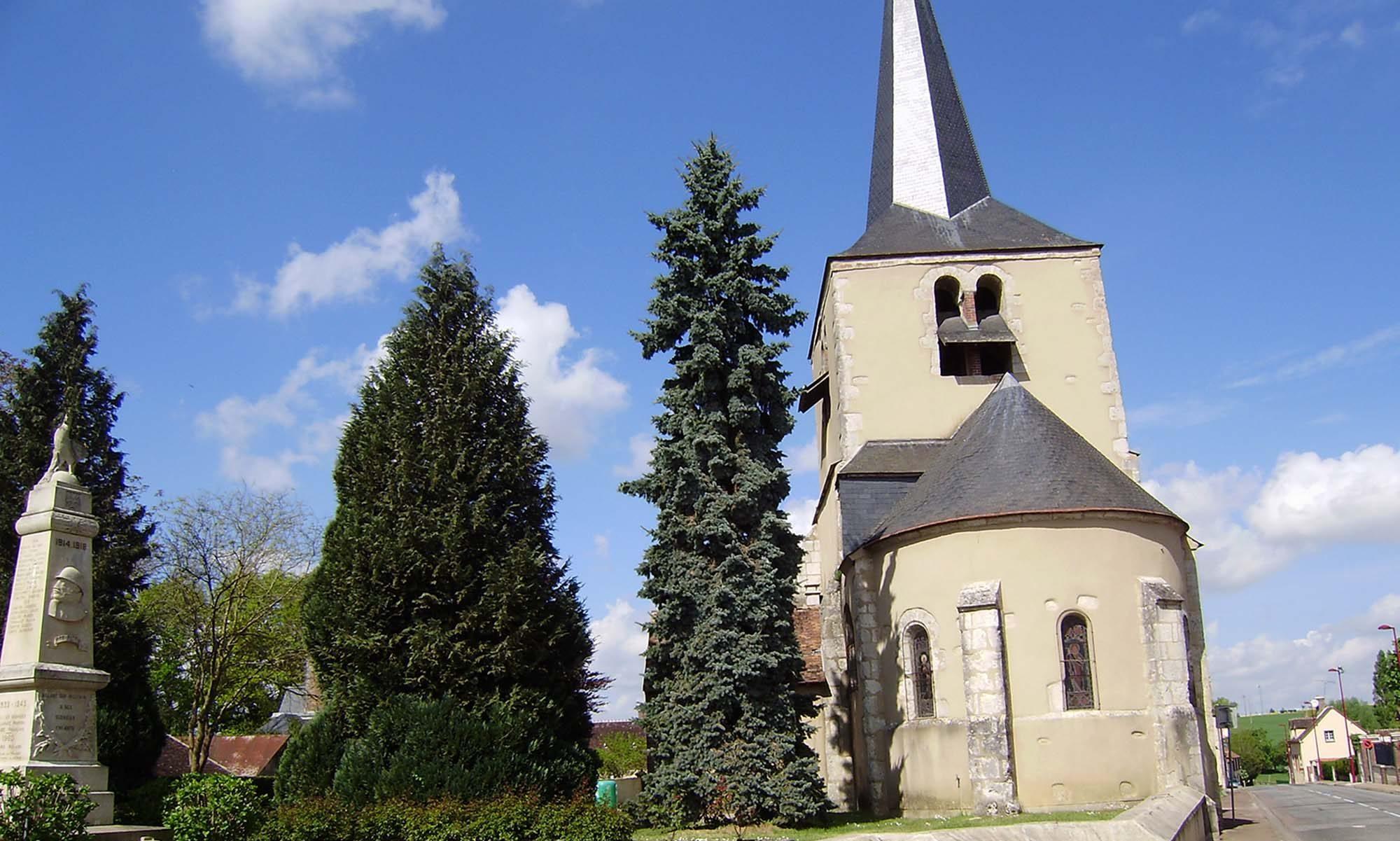 Aillant-sur-Milleron Loiret